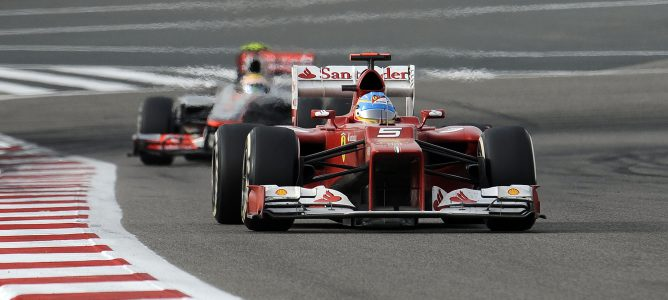 """Fernando Alonso: """"Hemos disminuido la distancia con los McLaren"""""""