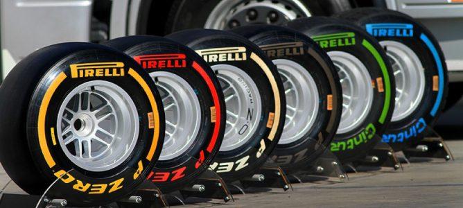 Pirelli aprueba con nota el examen de neumáticos en el circuito de Sakhir