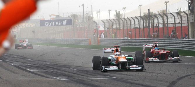 Gran carrera de Paul di Resta