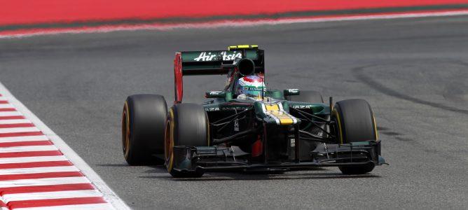 Vitaly Petrov en el GP de España