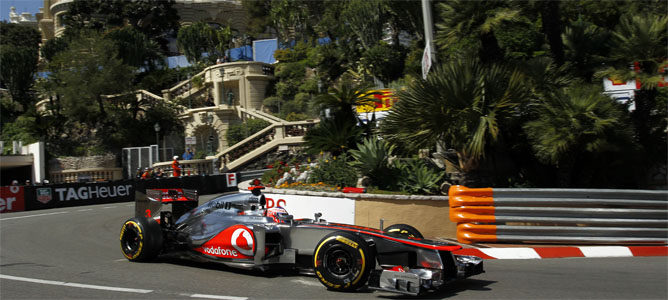 Button rueda en Monaco