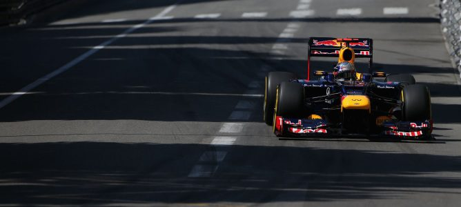 Sebastian Vettel en Mónaco