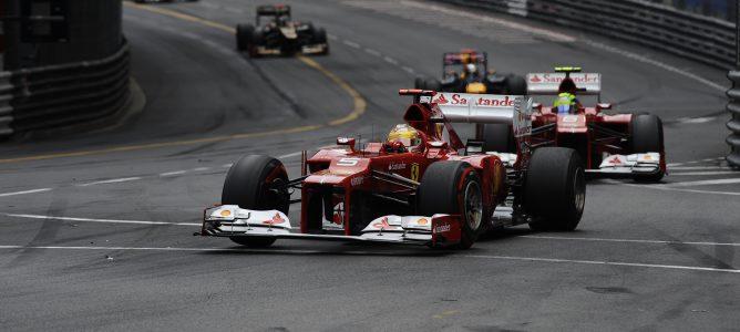 """Fernando Alonso: """"La lluvia me habría dado la posibilidad de ganar"""""""