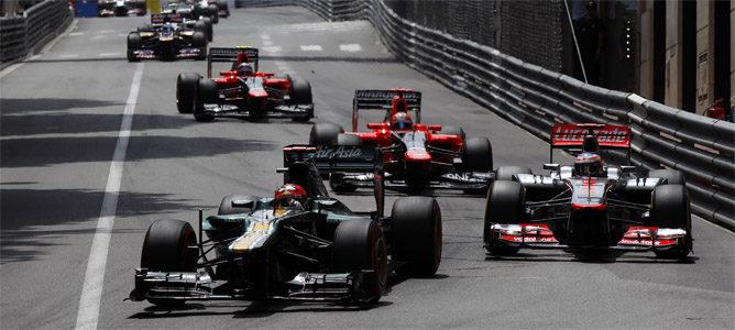 """Heikki Kovalainen: """"Ha estado bien poder luchar con Jenson y mantenerle detrás de mí"""""""