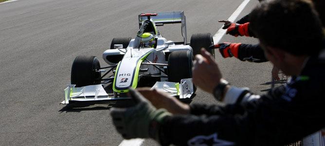 Jenson Button, un campeón lento en calificación
