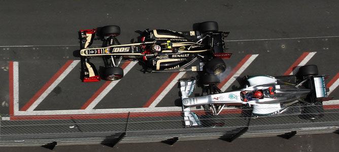 Michael Schumacher, mala suerte