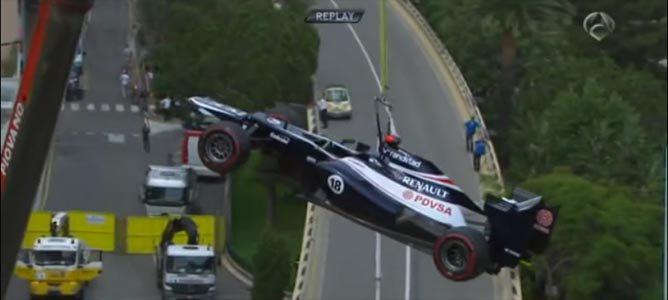 Segunda vuelta del GP de Mónaco
