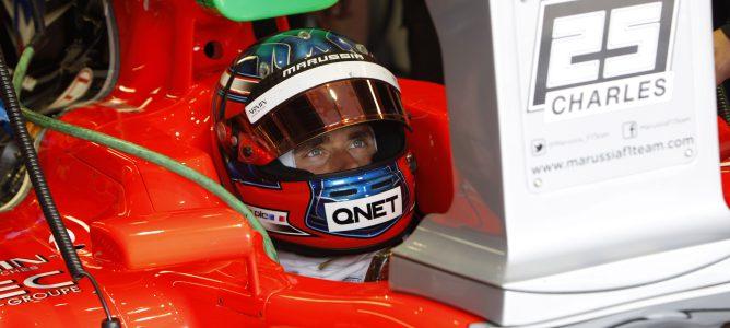 """Timo Glock: """"El rendimiento del coche no fue perfecto"""""""
