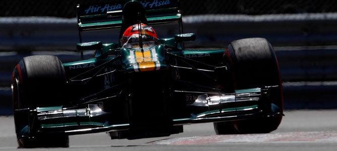 Heikki Kovalainen en el Gran Premio de Canadá