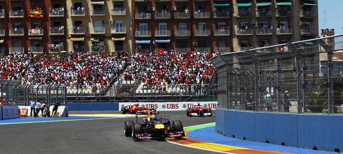 El Valencia Street Circuit tendrá 45.000 espectadores
