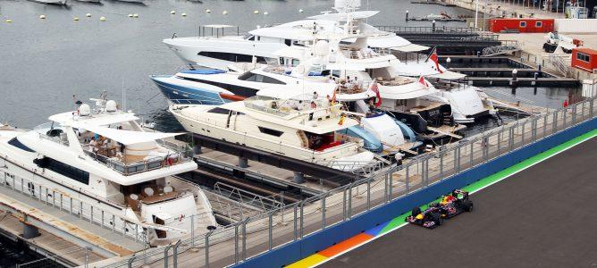 El Gran Premio de Europa tendrá una única zona de DRS