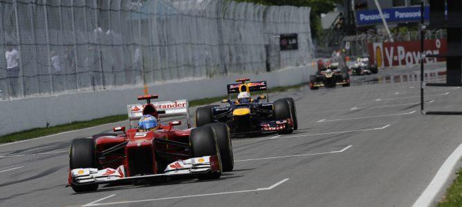 Analizamos la configuración de los frenos que Ferrari y McLaren usaron en Canadá