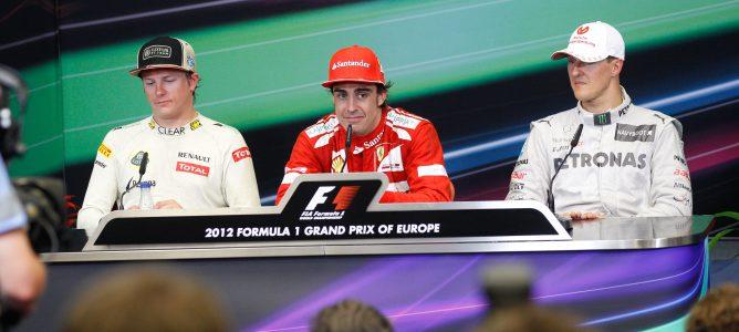 Renault analizará los problemas que obligaron a abandonar a Vettel y Grosjean en Valencia
