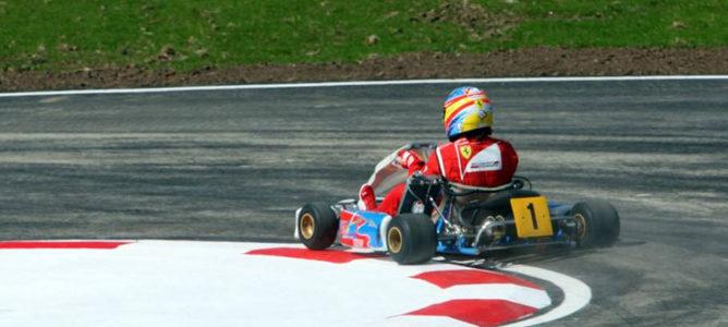 Circuito Karts Fernando Alonso : Luz verde al complejo deportivo fernando alonso f día