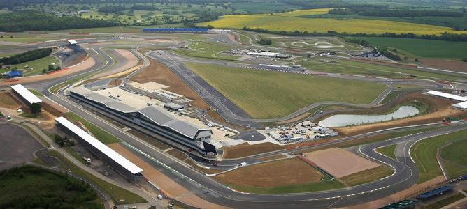 Silverstone, la sede del Gran Premio