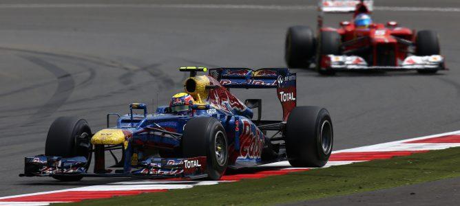 """Mark Webber: """"Hubo conversaciones con Ferrari, pero he decidido quedarme en Red Bull"""""""