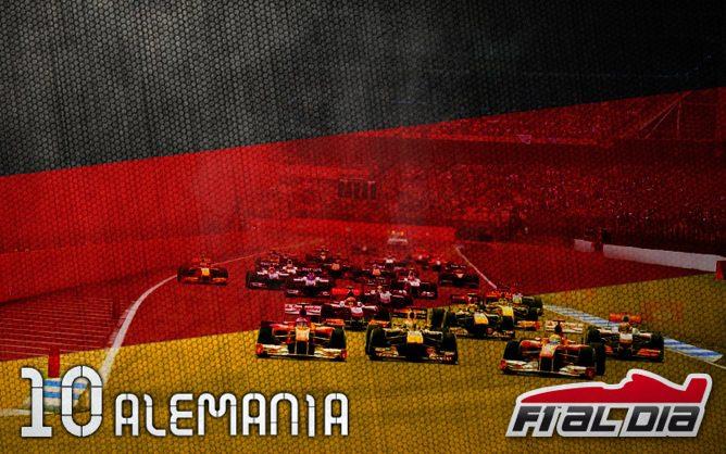 GP Alemania 2012