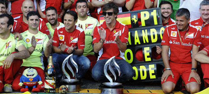 Fernando Alonso, leyenda
