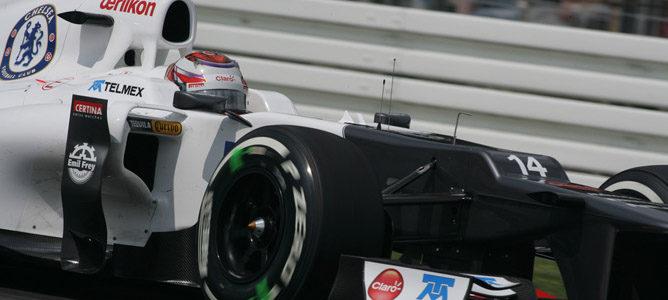 Mejor resultado de la carrera de Kamui Kobayashi