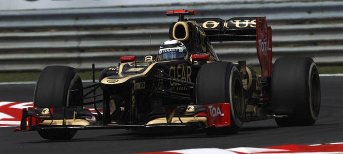 Re: Hilo de Lotus F1 Team