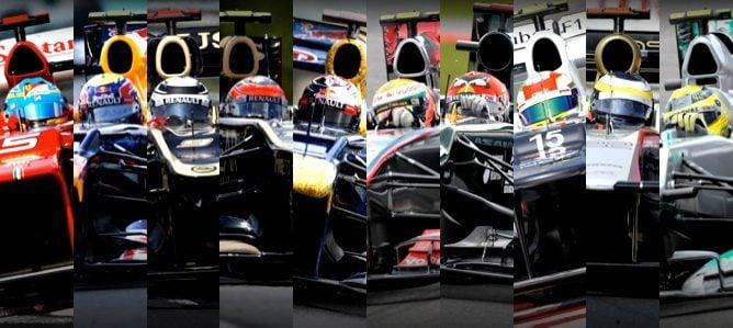 10 mejores pilotos 2012