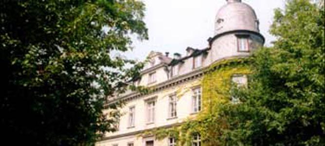 Castillo-Palacio de los Von Trips en Hemmersbach