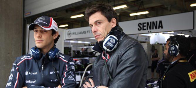 """Bruno Senna: """"El coche estará incluso mejor el sábado"""""""