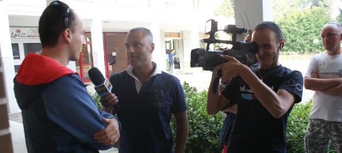 Entrevista a Robert Kubica en su regreso a la competición