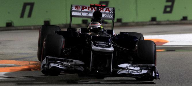"""Bruno Senna: """"Tenemos como objetivo clasificar entre los diez mejores"""""""