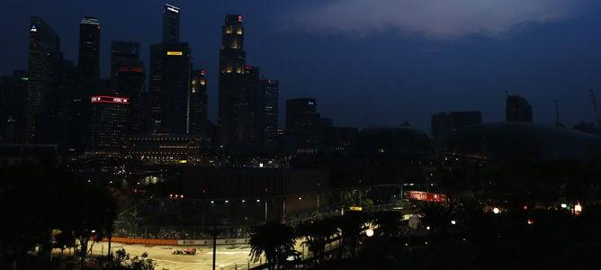 Circuito de Marina Bay, GP de Singapur
