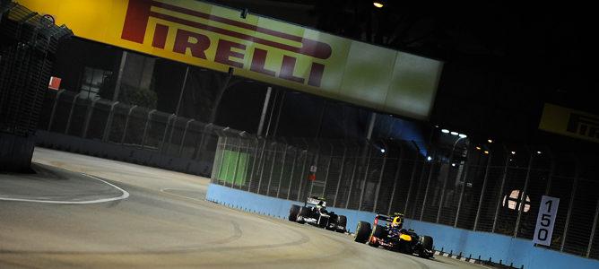 """Paul Hembery: """"Esperamos una carrera a dos pit stops"""""""