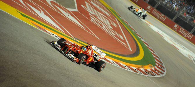 """Fernando Alonso: """"Nos merecemos estar donde estamos en la clasificación"""""""