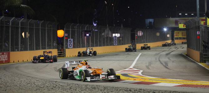 Estadísticas Singapur 2012: Sólo Fernando Alonso y Sebastian Vettel dependen de sí mismos