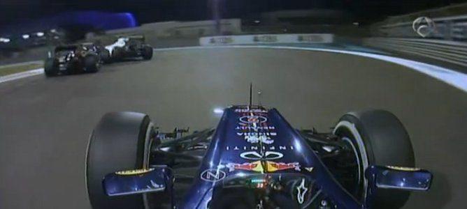 Colision de Grosjean con Sergio