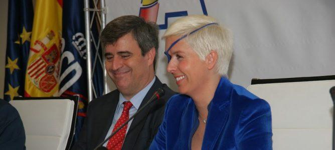 """María de Villota: """"Voy a vivir esta nueva experiencia al cien por cien"""""""