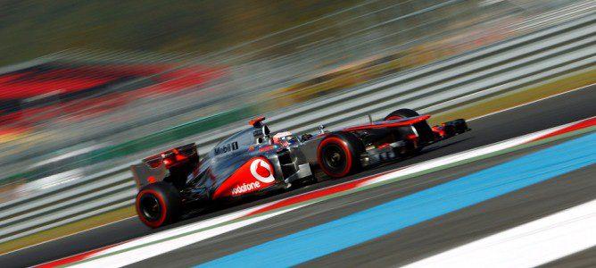Jenson Button no ha podido pasar a la Q3