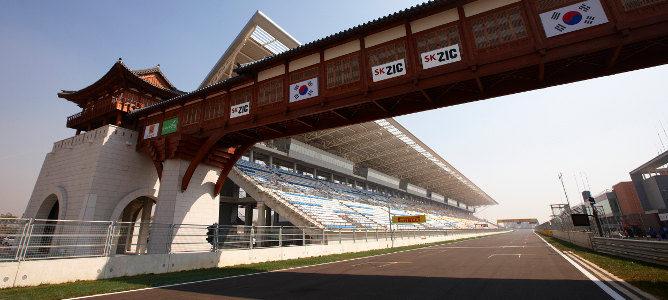 GP de Corea 2012: Carrera en directo