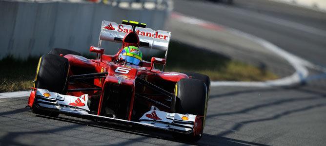 Felipe Massa en Yeongam