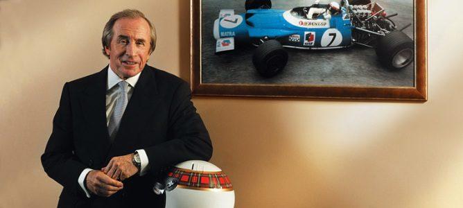 """Jackie Stewart: """"Si tienes un coche superior, es fácil ganar el Campeonato"""""""
