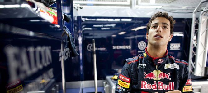 """Daniel Ricciardo: """"Creo que logramos lo que teníamos marcado"""""""