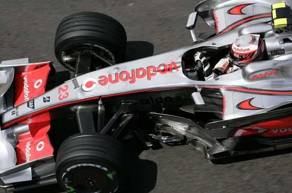 Kovalainen se lamenta de su mala suerte en Mónaco