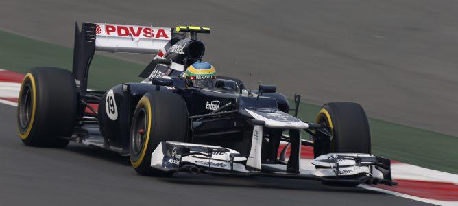 Bruno Senna en India