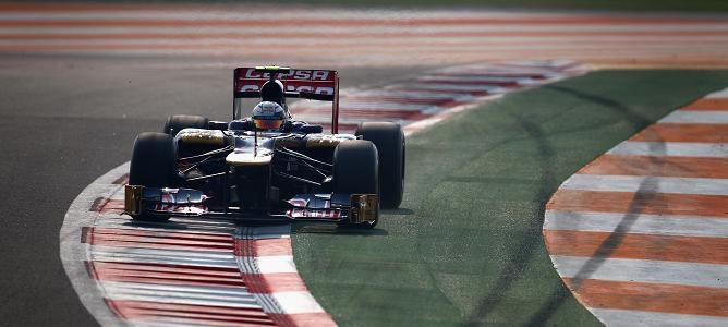 Toro Rosso corta en India su racha de tres carreras consecutivas puntuando