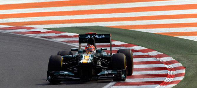 Heikki Kovalainen admite que no tiene una alternativa real a Caterham
