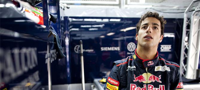 """Daniel Ricciardo: """"En general, hoy no hemos tenido ritmo"""""""