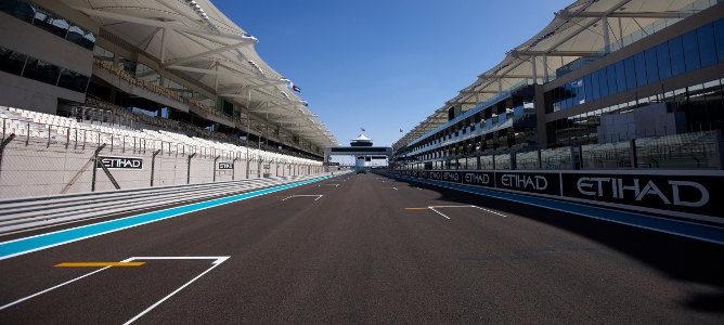GP de Abu Dabi 2012: Carrera en directo