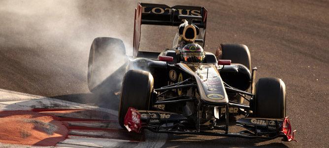 Lotus es el piloto que más pilotos ha usado