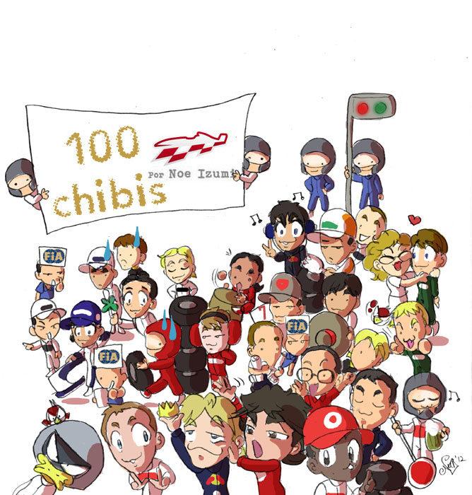 chibi 100