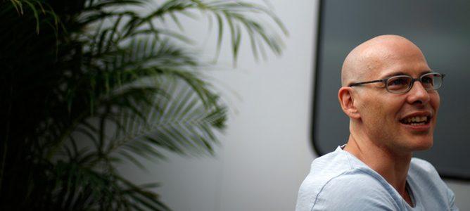 Jacques Villeneuve rapado