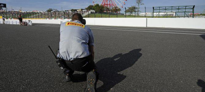Pirelli, en la busca de sus pilotos probadores para 2013